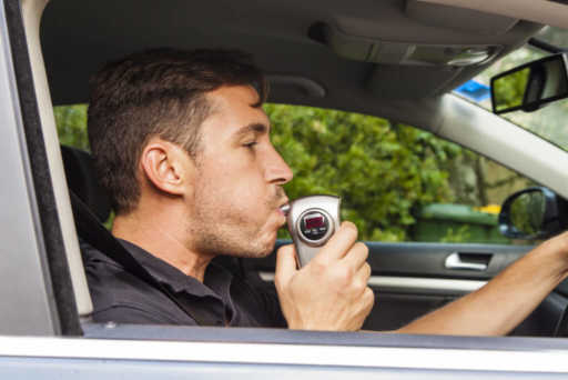 Alcohol-Breath-Test