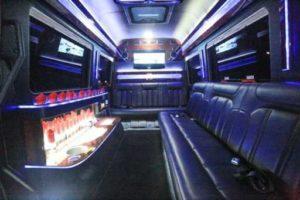 Limo Sprinter Van