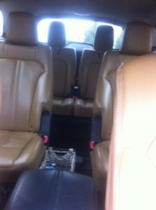 Lincoln MKT Town Car